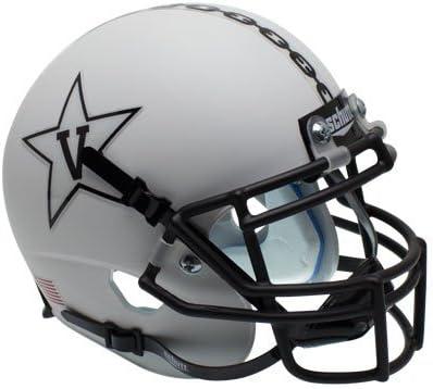 Schutt NCAA Vanderbilt Commodores Replica XP Football Helmet