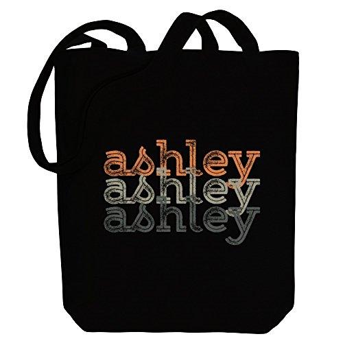 Idakoos Ashley repeat retro - Nachnamen - Bereich für Taschen hm7bg7Cf