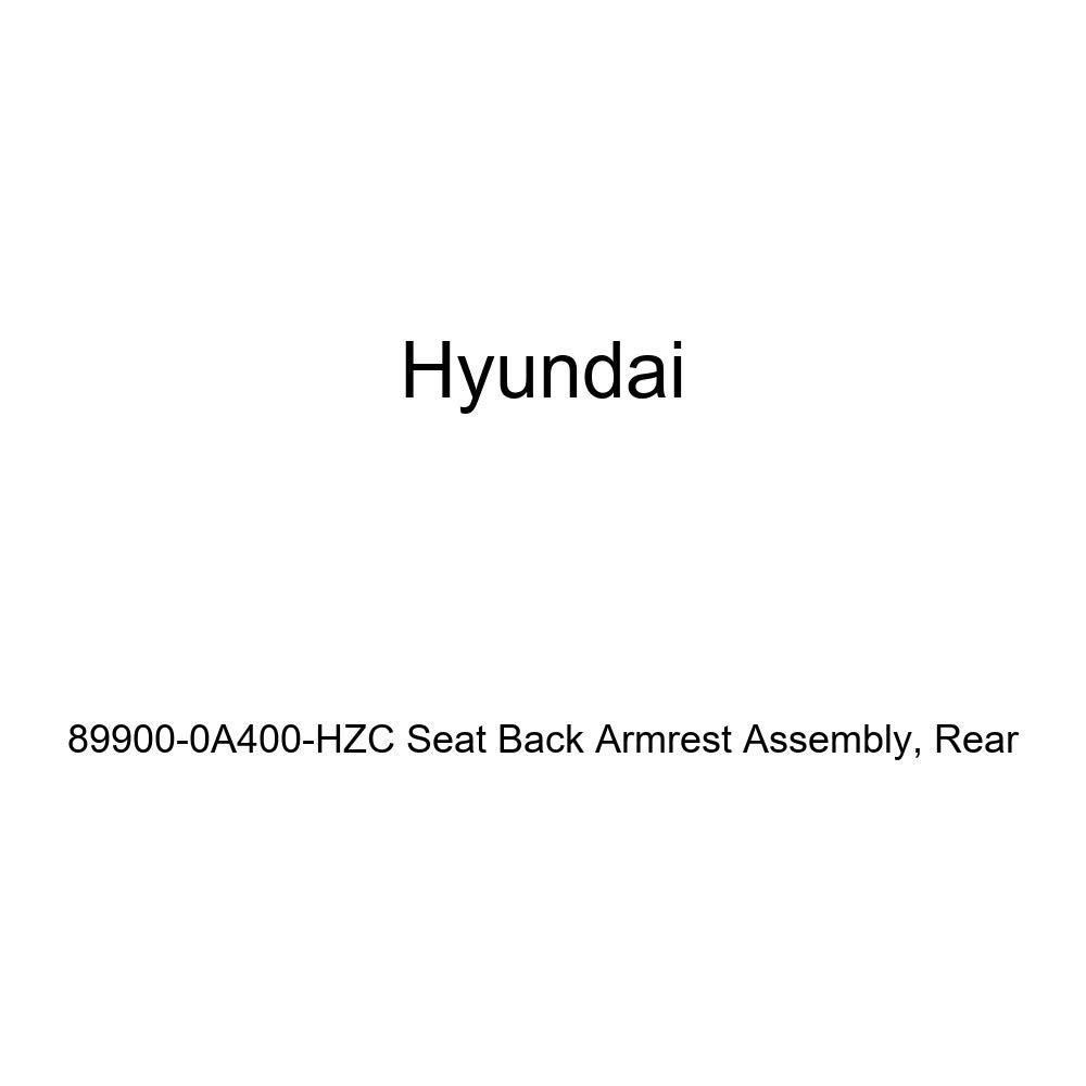 Genuine Hyundai 89900-0A400-HZC Seat Back Armrest Assembly Rear