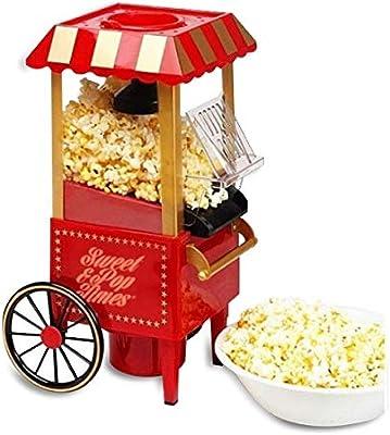 dulces tiempos máquina de palomitas de maíz pop