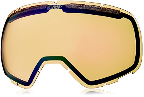 Spy Optic Platoon Replacement Lenses Happy Yellow w/ Green Spectra by Spy