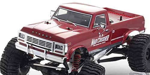 Kyosho 33153B Mad Crusher GP-Mt 4WD Nitro Monster Truck