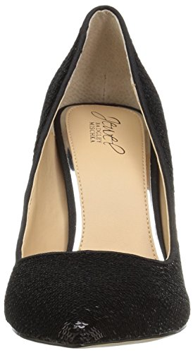 Badgley Mischka Jewel Womens Luxury Pump Black