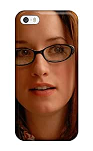New Ingrid Michaelson Tpu Skin Case Compatible With Iphone 5/5s