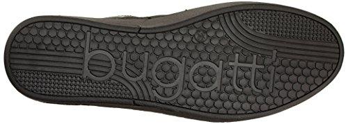 Bugatti Ladies 422291035900 Sneaker Nero (nero 1000)
