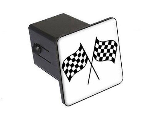 (Double Checkered Flag - Racing - 2