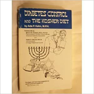 Read online Diabetes Control and the Kosher Diet PDF, azw (Kindle)