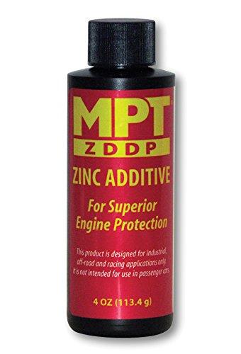 MPT MPT-323 ZDDP Zinc Additive - 4 fl. oz.