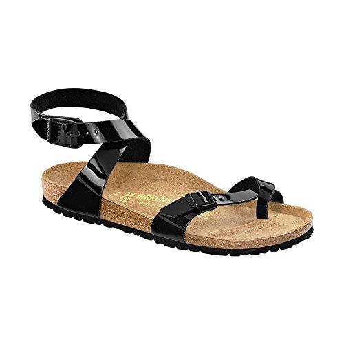 birkenstock-womens-yara-sandal-black-patent-birko-flor-size-38-m-eu