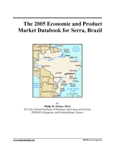 Download The 2005 Economic and Product Market Databook for Serra, Brazil PDF