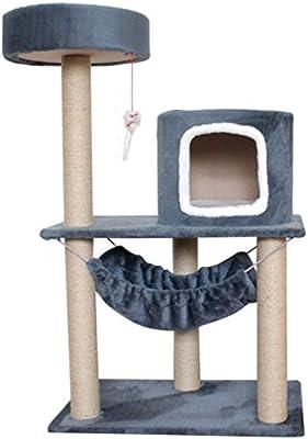 STEAM PANDA Árbol del Gato Casa del árbol del Gato pequeño ...