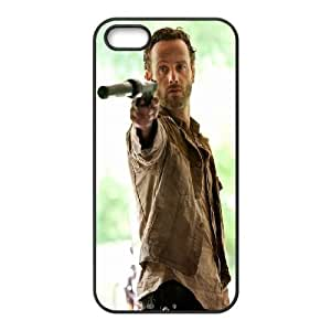 Andrew Lincoln iPhone 5 5s Cell Phone Case Black BN6744033