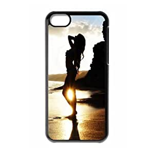 Beautiful Sun DIY Case for Iphone 5C, Custom Beautiful Sun Case