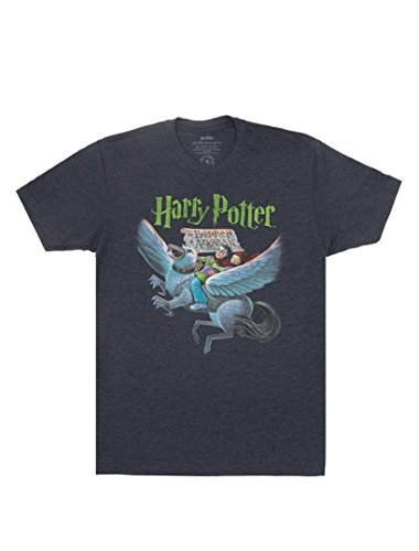 Out of Print Harry Potter and The Prisoner of Azkaban Unisex T-Shirt Medium