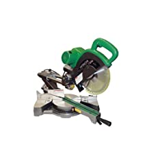 Hitachi C10FSHPS Sliding Dual Compound Miter Saw with Laser Marker, 12-Amp, 10-Inch