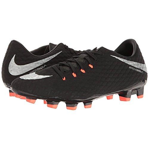 繁雑知り合い上級(ナイキ) Nike メンズ サッカー シューズ?靴 Hypervenom Phelon III FG [並行輸入品]