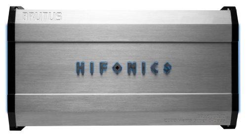 Hifonics BRX2400 1D Subwoofer Amplifier 2400 Watt