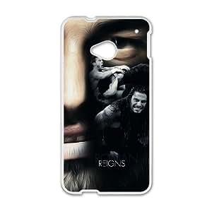 HTC One M7 Phone Case White WWE V8976101