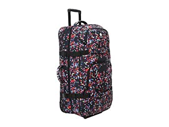 Roxy Juniors Follow Me Upright Roller Bag, Multi, One Size