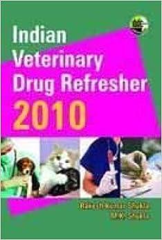 Descargar Libros Ebook Gratis Indian Veterinary Drug Refresher 2010 Archivo PDF