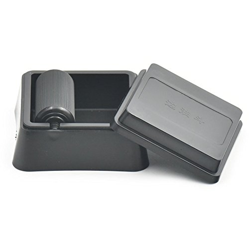 Plastic Speedy Box (2 PCS Plastic DIY Leather Speedy Edge Finisher Top Edge Dye Roller Applicator Box)