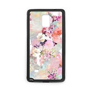 Prints Samsung Galaxy Note 4 Case Black Yearinspace988703