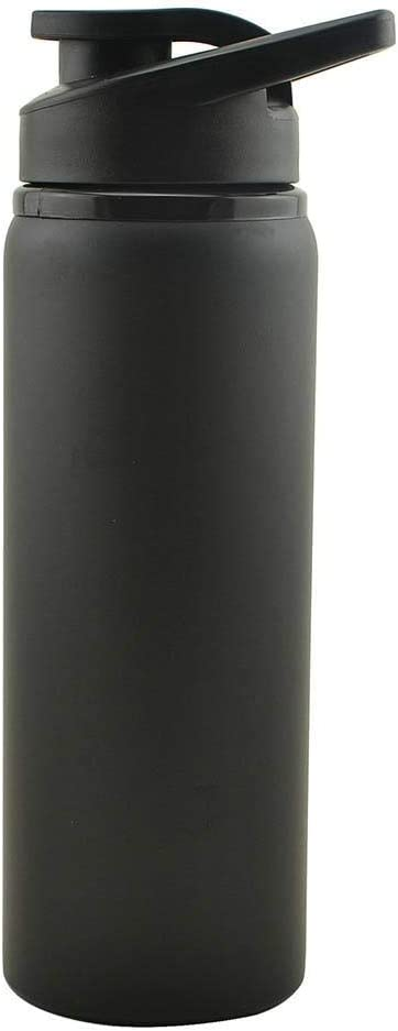 Botella aislada Botella de Agua 700ML port/átil aisl/ó el Acero Inoxidable de la Calabaza Mantenga la Agua fr/ía y Caliente para el Recorrido de la Oficina al Aire Libre