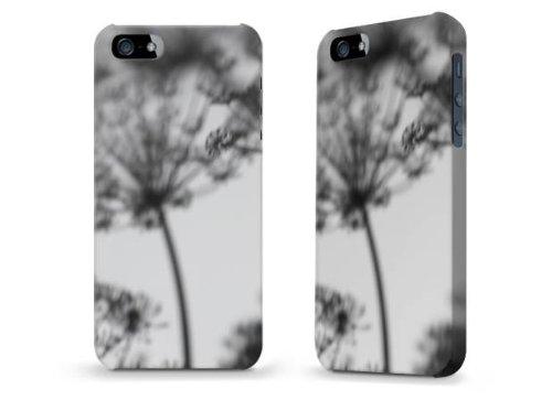 """Hülle / Case / Cover für iPhone 5 und 5s - """"Pusteblume"""" von caseable Designs"""