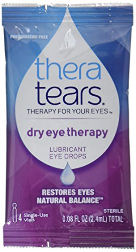 Lubricants Personal Lubricants Singles (TheraTears Dry Eye Therapy Lubricant Eye Drops Single-Use,32 Count)