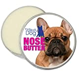 Cheap The Blissful Dog Black Masked Fawn French Bulldog Nose Butter, 1-Ounce