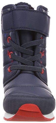 Collegiate Asteroid Navy Bleu Mixte Deep Chaussures Reebok Cobalt Dus Enfant Bs7778 de Fitness w40P8U