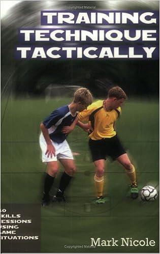 Training Technique Tactically