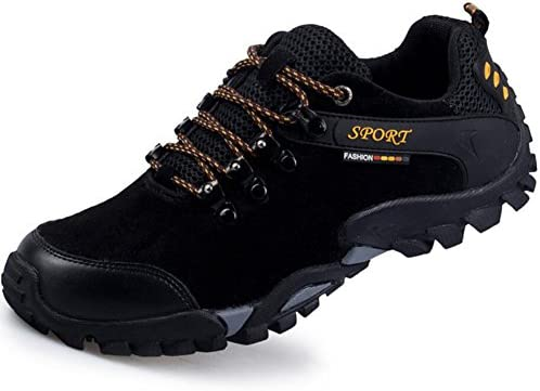 2ae25192ad6fa Amazon.com : Men's Hiking Shoes 2018 New Spring/Fall Men Outdoor ...