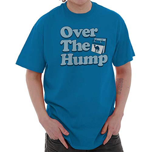 Over Hump Day Camel Guess What Day It is T Shirt Tee