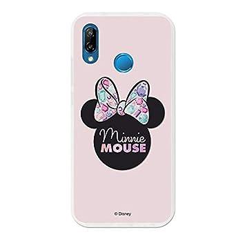 f5e098807c0 La Casa de Las Carcasas Carcasa Oficial Disney Minnie, Pink Shadow Huawei  P20 Lite: Amazon.es: Electrónica