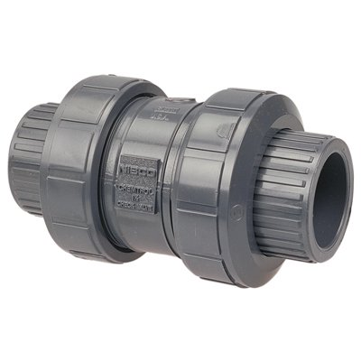 3inch PVC Check Valve with Socket Ends by Nibco