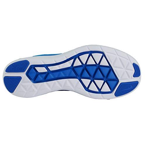6c2f5108d120c Nike Men s Flex 2017 Rn Gym Blue White Photo Blue Running Shoe 7.5 ...