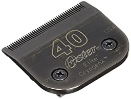 Oster 583853 Elite Replacement Blade Black, #40