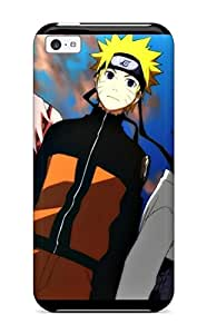 Tpu Fashionable Design Naruto Shippuden Rugged Case Cover For Iphone 5c New