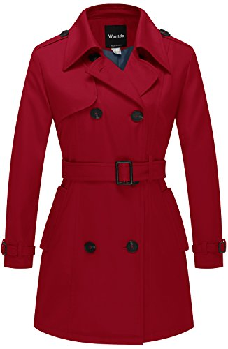 Red Trench - 4
