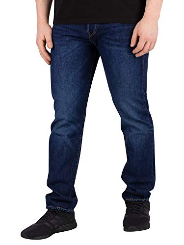 Levi's blu slim 501 Uomo Jeans xSUEn07n