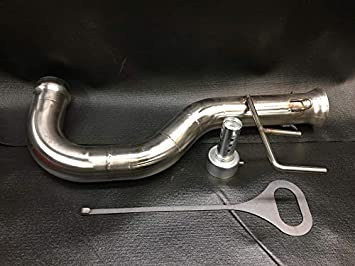 2014-2015 Can Am Spyder F3,/& RT Cat Delete Performance Pipe