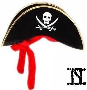 海賊帽 ハロウィン パイレーツ ハット 仮装 4種類 パイレーツハットⅣ