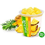 Sundia True Fruit Purely Pineapple with Lid, 7 Ounce -- 12 per case.