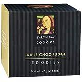 Byron Bay Cookies Triple Choc Fudge Cookies Gift Box 75g