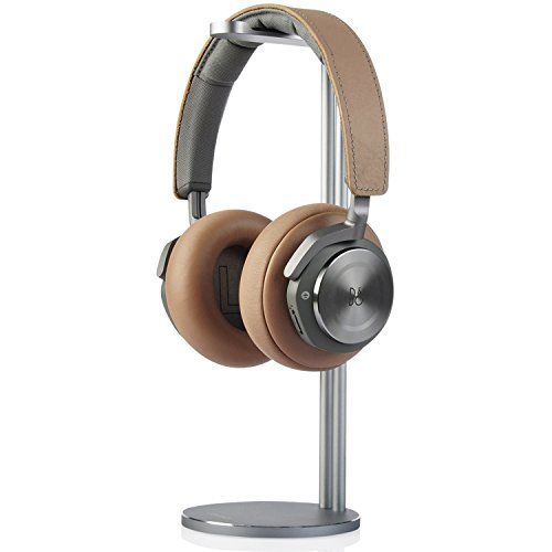 Sets Gaming Equipment - Jokitech Aluminum sturdy Headphone Stand, Suitable for BeoPlay, Beats, Sennheiser, Sony, Audio-Technica, Bose, Shure, AKG, Logitech, Razer Gaming Headphones and More -SpaceGrey