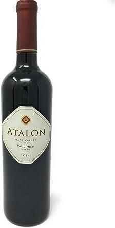 Atalon, Paulines cuvee, Merlot (caja de 6x75cl) Napa Valley/Estados Unidos, vino tinto: Amazon.es: Alimentación y bebidas