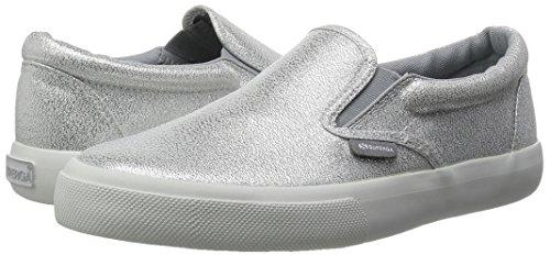 2311 Argent Superga silver Sneakers Lamew Femme Basses dqwaRwF