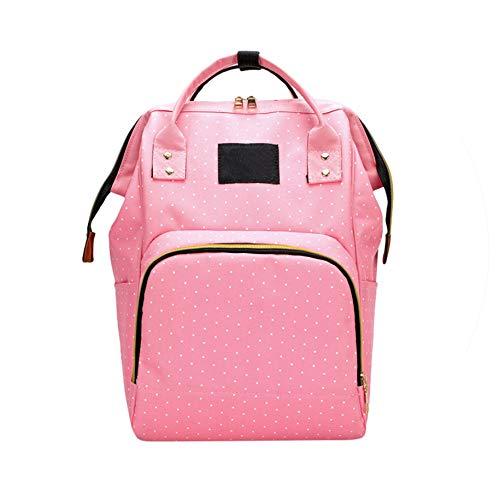 Mummy Bag Nappy Bottle Large Capacity Baby Travel Backpack Nursing Famous Brand