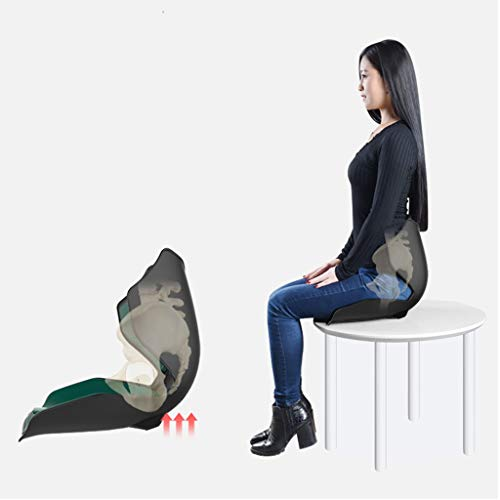 Cushion, Waist Protector, Hip Cushion, Orthosis, Sitting Posture, Pregnant Woman, Artifact, Decompression Office (color : Blue) by Asdfooo (Image #5)